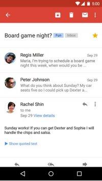 Gmail Screenshot - 2