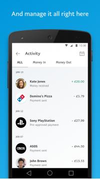 PayPal Screenshot - 1