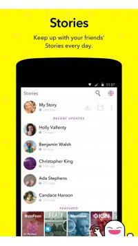 Snapchat Screenshot - 3