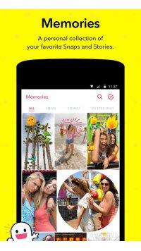 Snapchat Screenshot - 1