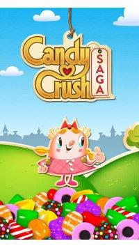Candy Crush Saga Screenshot - 1