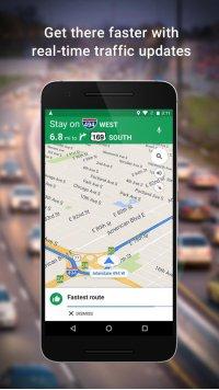 Maps - Navigation & Transit Screenshot - 6