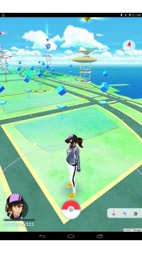 Pokémon GO Screenshot - 1