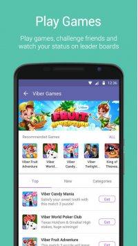 Viber Messenger Screenshot - 3